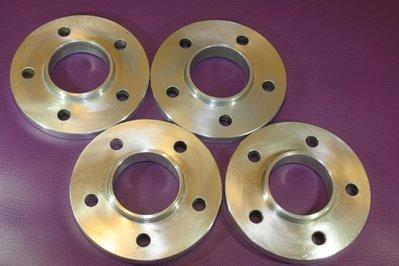 歐規車種,鋁圈、鋼圈專用,輪距墊片。5X110*15mm,台灣製造!