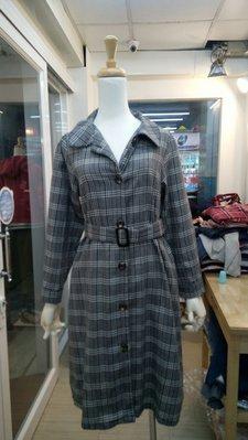 櫻花屋 日本帶回 經典格子洋裝