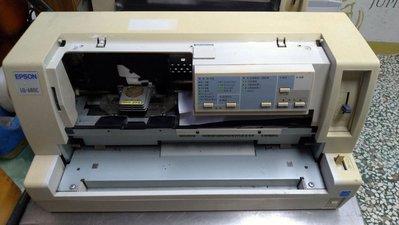 【中友列表機專賣店】Epson LQ-680 LQ-680C 300+690C695670C 點陣印表機維修服務