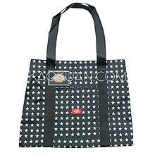 【高冠國際】DICKIES 6897-002 DICKIES LUXURY TOTE 黑白 星星 肩背 購物袋