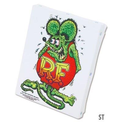 (I LOVE樂多)Rat Fink Art Canvas S size 老鼠芬克 藝術畫布油畫印刷 共五種款式居家擺飾