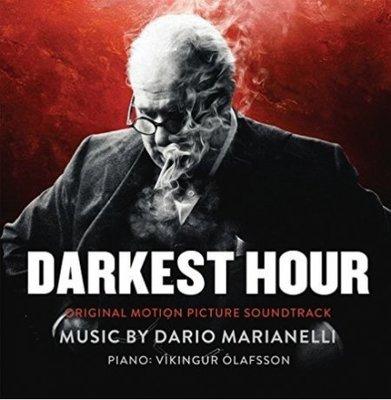 最黑暗的時刻 Darkest Hour / 電影原聲帶 O.S.T---4798533