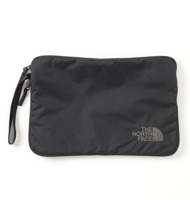 {XENO} 全新正品 THE NORTH FACE Glam Expand Kit M  小包 紫標 手拿