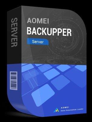 【易霖-軟體】AOMEI Backupper Server 輕鬆您的備份物理和虛擬伺服器 最新