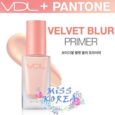 Miss Korea 韓國空運【╭☆° VDL+PANTONE 粉調 妝前隔離霜Velvet Blur Primer】