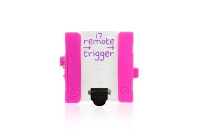 美國 littleBits 零件 (input): remote trigger (8折出清)