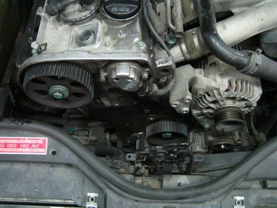 《 VW PASSAT B6 2.0TDI 柴油 正廠正時皮帶》完工價 B55 GOLF+ POLO LUPO JETTA CADDY TFSI TOURAN
