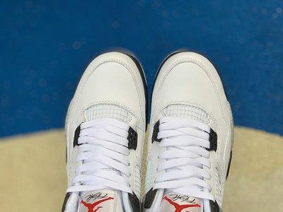 aj4白水泥 Air Jordan 4 White Cement AJ4 白水泥白灰 840606-192 尺碼:40- 新北市