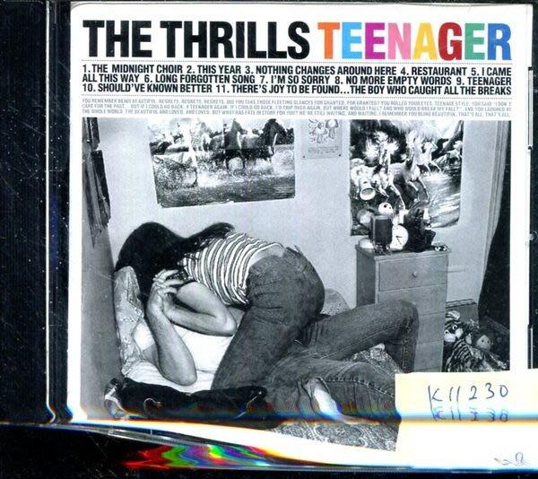 *真音樂* THE THRILLS / TEENAGER 二手 K11230(下標賣1)