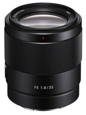 九晴天  租鏡頭 租相機 出租~SONY FE 35mm f1.8