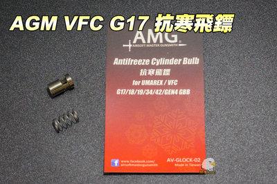 【翔準軍品AOG】AMG VFC G17 抗寒飛鏢  零件 AVGLOCK02