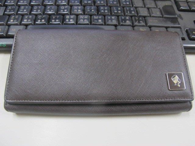 二手鋪 NO.4205 PORTER MAN 專櫃正品 全新 法式時尚 BEND系列 多夾層 法式長夾 皮夾