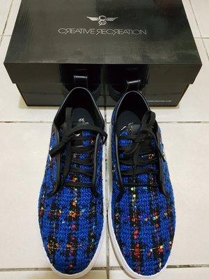 美國品牌許多知名明星愛用流行潮牌Creative Recreation全新 休閒鞋 CR0210015 08-15