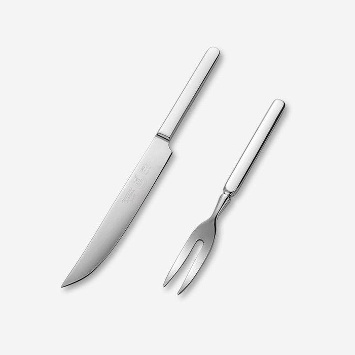 〖洋碼頭〗義大利VALGOBBIA高檔餐刀餐叉套裝不銹鋼手柄 L3040