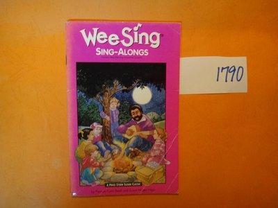 【愛悅二手書坊 21-20】WeeSing  SING-ALONGS   A PRICE STERN SLOAN CLA