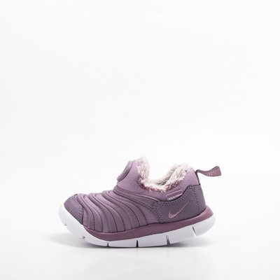 NIKE  Dynamo Free 毛毛蟲鞋-紫 保暖 刷毛 AA7217-501  現貨