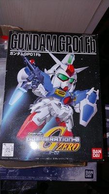 SD高達  G-Generation Zero Gundam RX-78 GP01FB 高達  BB戰士 Gundam