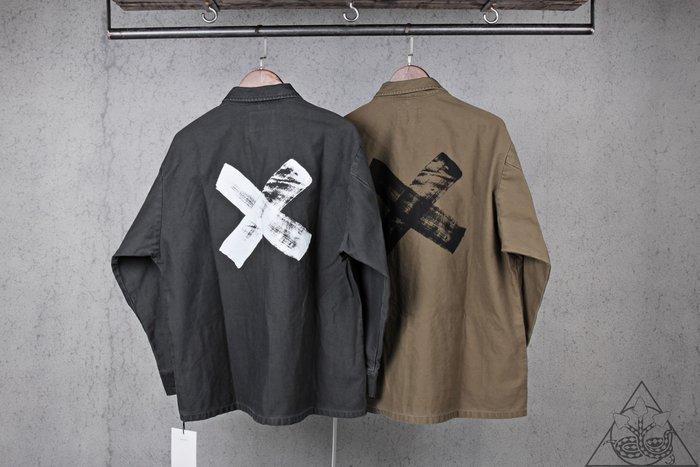 【HYDRA】Wtaps Jungle LS 01 / Shirt. Cotton 口袋 襯衫 軍襯衫【WTS115】