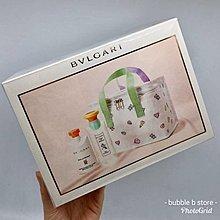 Bvlgari petits et mamans bb 爽身粉味香水套裝 全新款禮盒