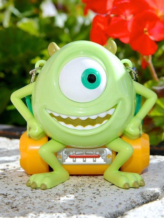Ariel's Wish日本東京迪士尼限定怪獸電力公司大眼仔麥克吊飾掛飾糖果盒糖果罐藥罐收納盒首飾品盒子糖果組-絕版品