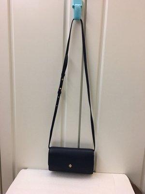 750# 🈹️🈹️100% NEW Tory Burch 新款深藍色牛皮小手袋 (多用途)100%真貨 ($2900包郵,不退換)
