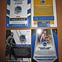 網拍讀賣~Stephen Curry~DONRUSS球衣卡~OPTIC~PRIZM~共4張~1800元~普特卡~輕鬆付~