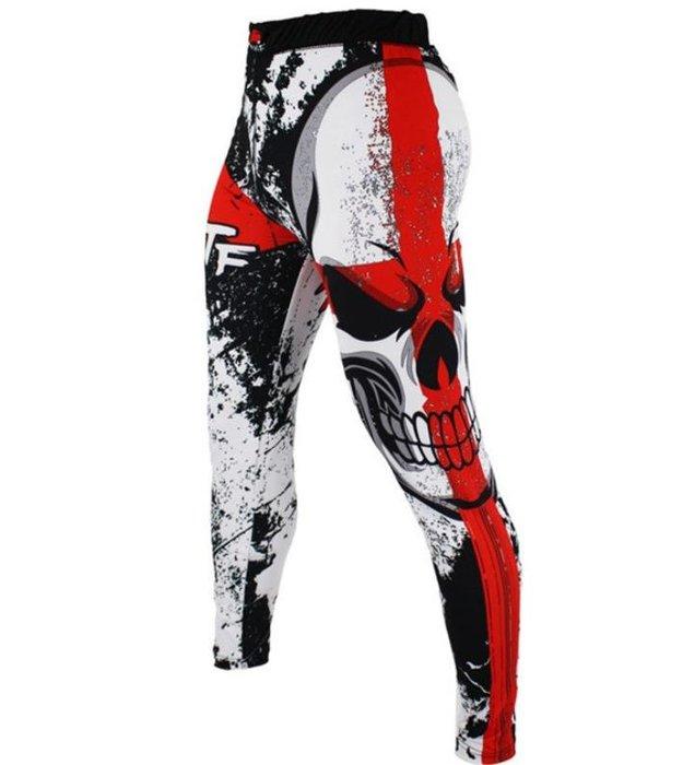 SUOTF防磨運動緊身衣MMA搏擊格鬥訓練服泰拳健身UFC速幹壓縮褲