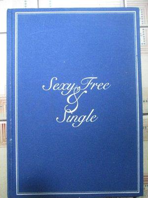 圖書(95成新)~SUPER JUNIOR Sexy Free & Single寫真集(A4規格)