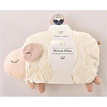˙TOMATO生活雜鋪˙日本進口雜貨人氣薰衣草香味綿羊造型助眠午安枕 抗菌除臭處理(預購)