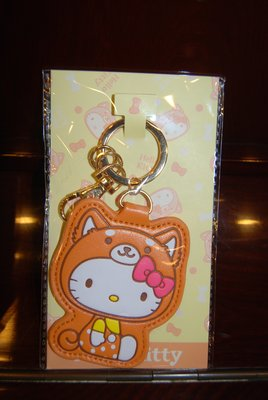 全新可愛日本和風kitty 小鑰匙圈