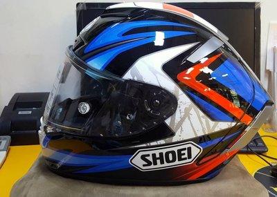 可分期SHOEI X14 教士帽 X-14 BRADLEY3 TC-1 頂級安全帽 可換帽 Arai RX7X 為主