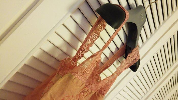 澳洲設計師品牌 ALANNAH HILL 純棉小亮片蕾絲肩帶背心