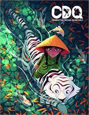 【布魯樂】《代訂中》[美版書籍]CDQ12 人物角色設計季刊 Vol.12 (9781912843022)