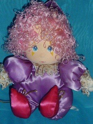 AMTOY  1983年 早期布娃娃02小丑娃〈老件/全新品收藏〉