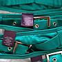 美國品牌TAUNT亮緞孔雀綠金屬腰帶比基尼短褲 腰帶可以拉開像Herve Leger性感