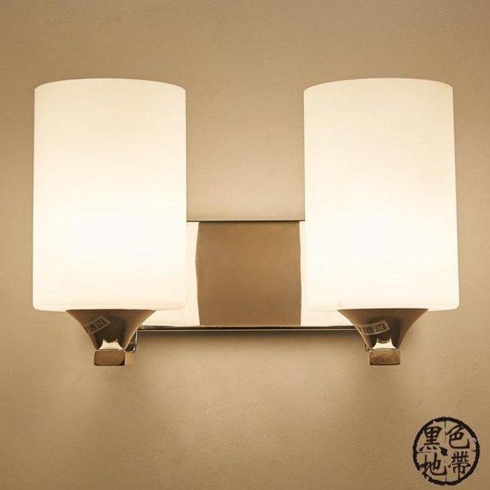 壁燈現代簡約LED床頭燈臥室創意歐式美式客廳樓梯過道燈酒店燈具