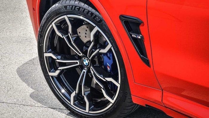 【樂駒】BMW 原廠 F98 X4M 765M 21吋 輪框組 改裝 精品 套件 外觀