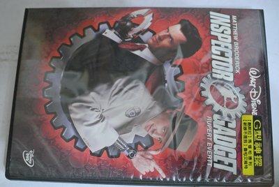 DVD ~ G型神探 / INSPECTOR GADGET ~ WALT DISNEY DB-85067