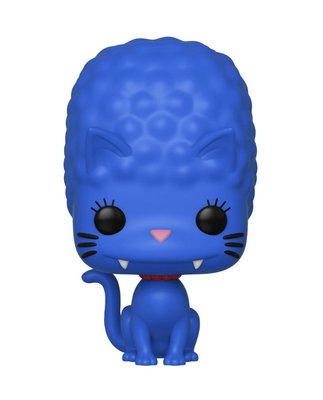 09/20開賣 美國代購 公仔 FUNKO POP Simpsons 辛普森 Panther Marge 瑪姬豹 預購