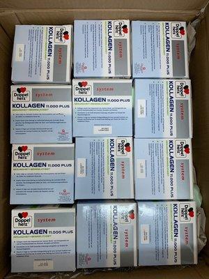 德國代購 現貨含運 Doppelherz 多寶雙心/愛關素 System Kollagen Plus 30支。