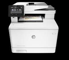 HP Color LaserJet MFP M477fdw 彩色雷射複合印表機 租賃
