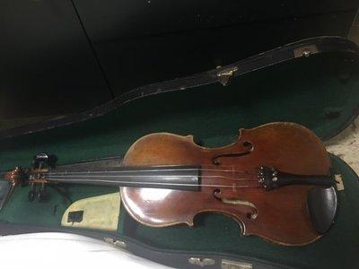 意大利 GIOVANNI DOLLENZ,FECIT IN TRIESTE ANN0 1803,歐洲木小提琴 Size:4/4
