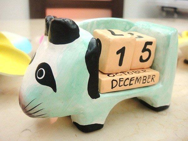 Y【永晴峇里島】巴里島乳牛造型桌曆/吊飾/擺飾/公仔,居家、民宿、飯店都好用-擺飾3