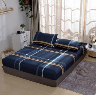 台灣立刻出 現貨 爆款熱銷床包三件套組 雙人床罩 夏天專用 床包 床單 枕頭套 冰絲 床罩組 床包組 雙人床