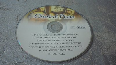 紫色小館7-4-------Classical Piano GC-06