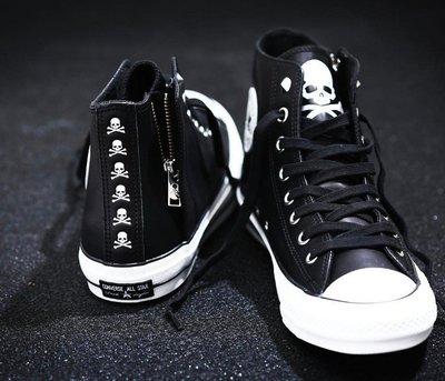 【日貨代購CITY】Mastermind JAPAN CONVERSE Chuck Taylor 拉鍊 帆布鞋 現貨