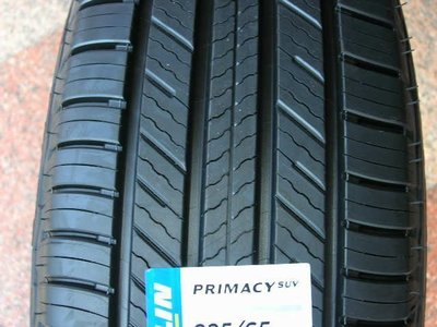 米其林MICHELIN 235/60/18 PRIMACY SUV $5200含安裝