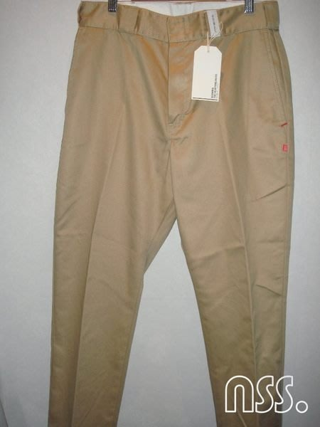 「NSS』Bedwin 10/L DICKIES CHINO PANTS 日本製