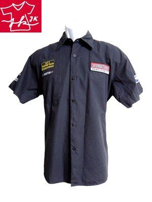 義大利 班尼頓 一級方程式Benetton Formula 1 短袖襯衫-男款-L【JK嚴選】太陽的後裔