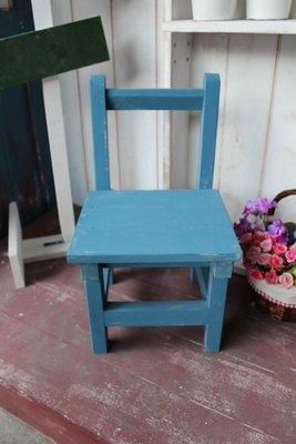 zakka糖果臘腸鄉村雜貨坊   木作類..Freda單桿學生木椅.實木兒童椅.開店用品.婚禮布置..拍攝道具.櫥窗陳列